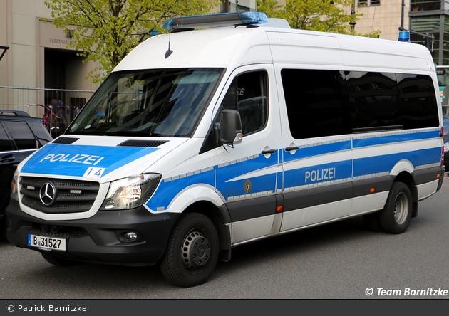 B-31527 - Mercedes Benz Sprinter 516 CDI - GruKW