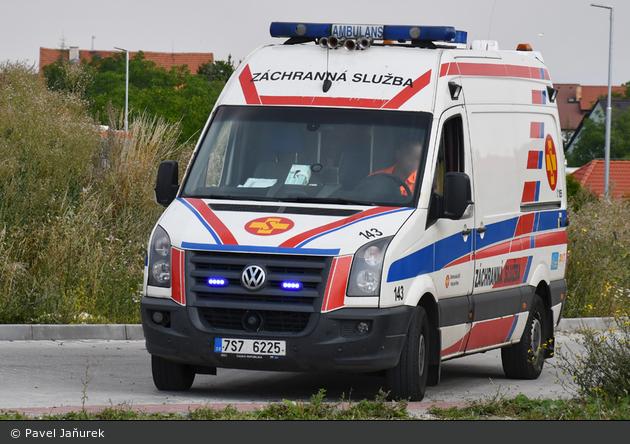 Slaný - ASČR - 143 - RTW