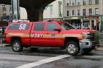 FDNY - Queens - Battalion 52 - ELW