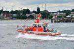 Seenotrettungsboot Henrich Wuppesahl