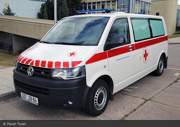 Hradec Králové - Zdravotnická služba AČR - KTW
