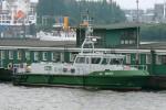 Zollboot Ericus - Hamburg