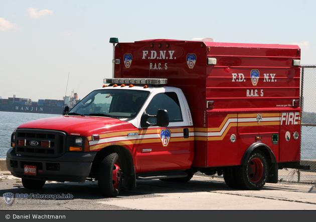 FDNY - Staten Island - RAC 5 - GW