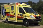 Řevnice - Trans Hospital - S-RTW