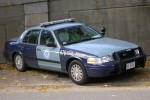 Massachusetts State Police - Patrol Car 676