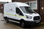 Cosham - Hampshire Fire and Rescue Service - Van