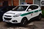 Kaunas - Lietuvos Policija - FuStW - K1702