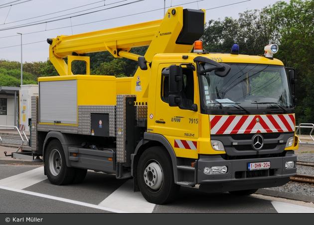 Oostende - De Lijn - Hubsteiger - 7915