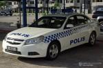Bandar Seri Begawan - Polis - FuStW