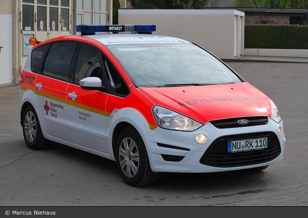 Einsatzfahrzeug: Rotkreuz Neu-Ulm 76/02 - BOS-Fahrzeuge ...