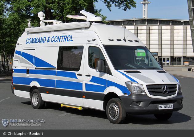 Einsatzfahrzeug mercedes benz sprinter 524 4x4 for Mercedes benz elw