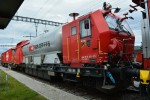 Bern - BFW SBB - Lösch- und Rettungszug 18