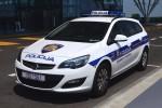 Zagreb - Policija - Granična Policija - FuStW