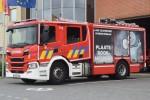 Leuven - Brandweer - HLF - P18