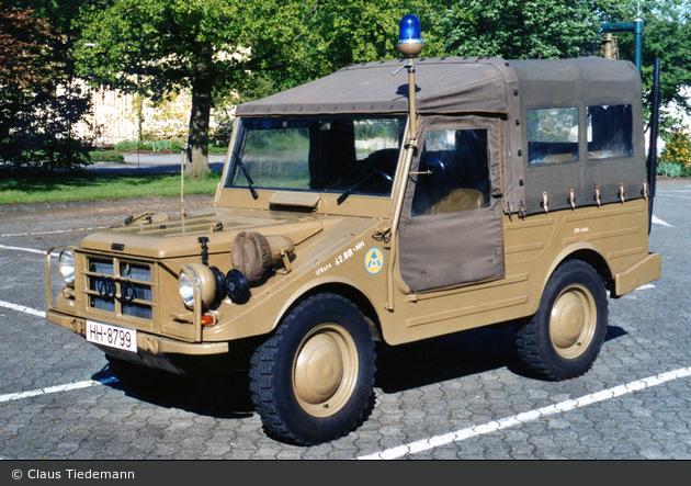 LSHD - Funkkommandowagen (a.D.) (HH-8799)