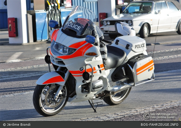 A 7480 - Police Grand-Ducale - Krad