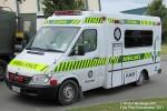 Kaikoura - St John Ambulance - RTW - Kaikoura 851