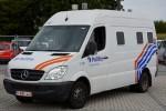 Etterbeek - Police Fédérale - Direction de Sécurité Publique - GefKW - A18