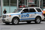 NYPD - Manhattan - Traffic Enforcement District - FuStW 6907