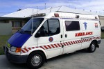 Hervey Bay - Queensland Ambulance Service - Ambulance