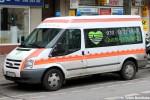 Quick Ambulance - Ford Transit - KTW (B-QA 2010)