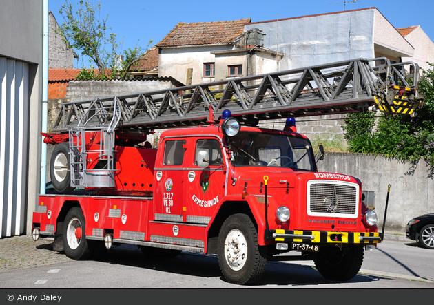 Ermesinde - Bombeiros Voluntários - DLK 30 - VE 30 01