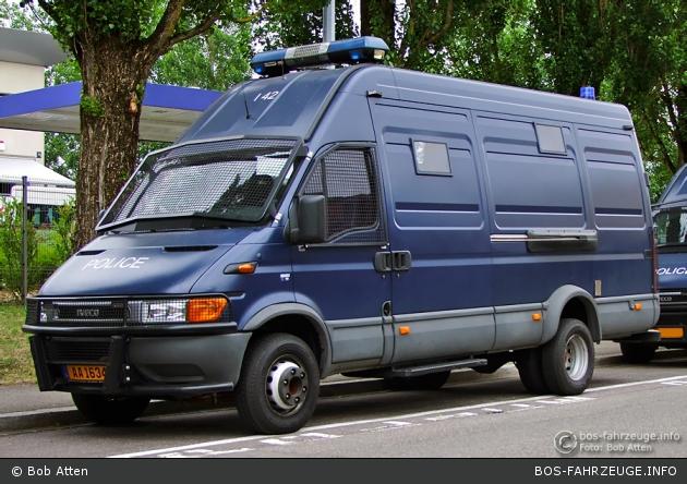 AA 1634 - Police Grand-Ducale - GruKw