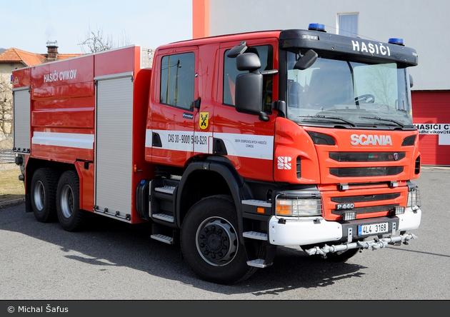 Cvikov - SDH - GTLF