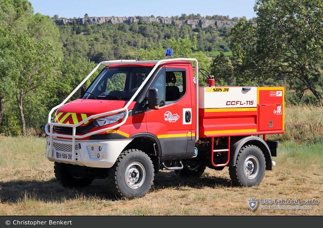 Saint-Chinian - SDIS 34 - KLF 7/9-W - CCFL