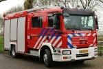 Gorinchem - Brandweer - HLF - 18-8132
