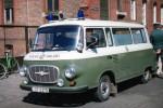 Salzwedel - Barkas B 1000 - Verkehrsunfallbereitschaft (a.D.)