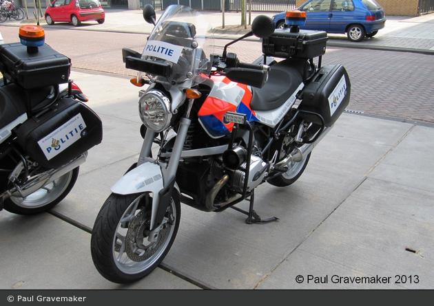 Amsterdam - Politie - Politieacademie - KRad