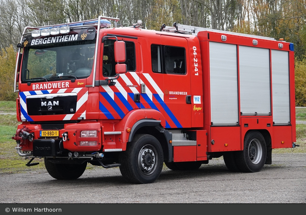 Hardenberg  - Brandweer - HLF - 04-2341