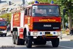 Colmar-Berg - Fire Brigade - TLF 7000 (a.D.)