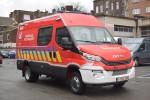 Liège - Service Régional d'Incendie - MZF - V19