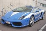 Roma - Polizia di Stato - Polizia Stradale - FuStW (a.D.)