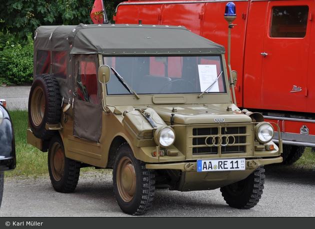 LSHD - Funkkommandowagen (a.D.)
