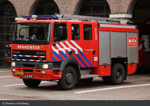 Eindhoven - Brandweer - HLF - 22-2332