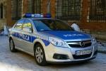 Kraków - Policja - FuStW - GG002