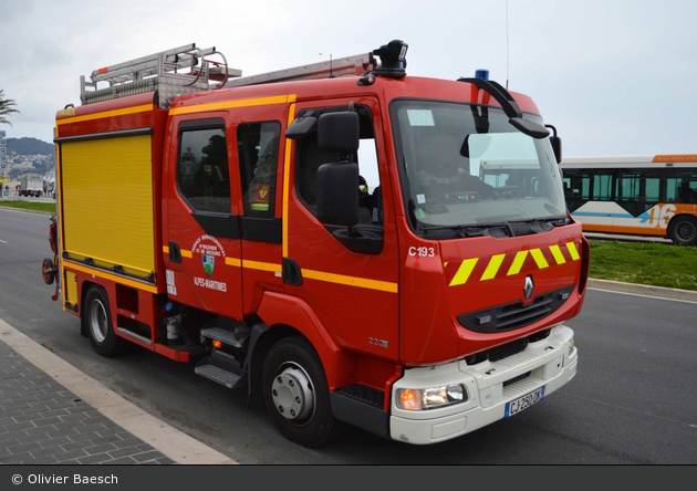 Nice - SDIS 06 - KTLF - FPTL - C193