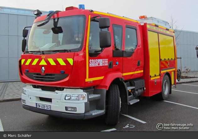 Saint-Louis - SDIS 68 - TLF - FPT (a.D.)