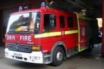 London - Fire Brigade - DPL 1110 (a.D.)