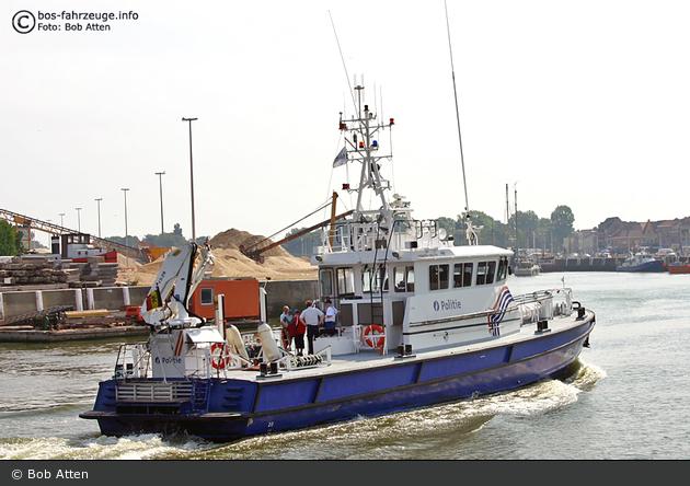 Oostende - Politie - MZB