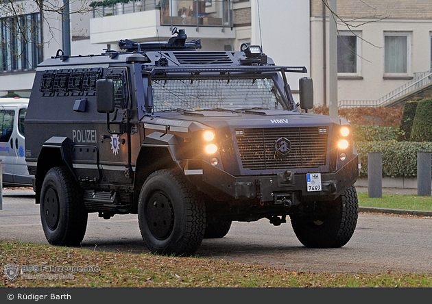 HH-7449 - Achleitner HMV Survivor I - SW