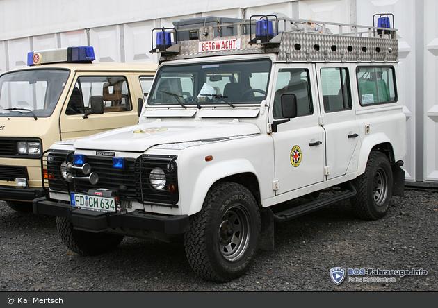 Bergwacht Hessen 91/59 (alt)
