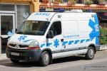 Ille-sur-Têt - Brice M. Ambulances - RTW - ASSU