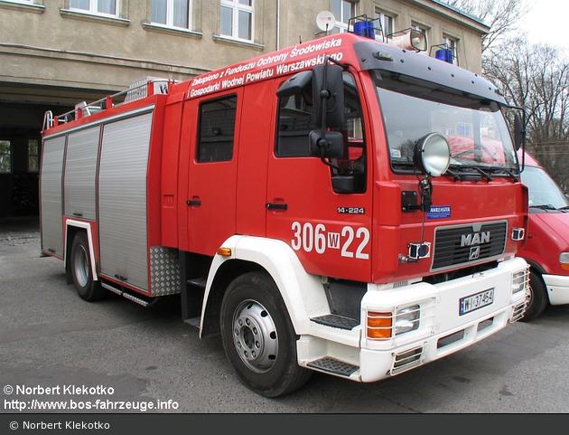 Warszawa - PSP - TLF - 306W22 (a.D.)