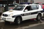 Sarajevo - Policija - JSP - FuStW