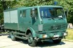 BG42-434 - MB 1017 AG - Gerätegruppenkraftwagen