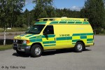 Bollnäs - Landstinget Gävleborg - Katastroffordon - 3 26-9340